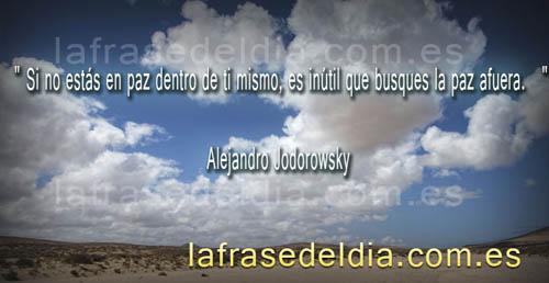 Frases motivadoras Alejandro Jodorowsky