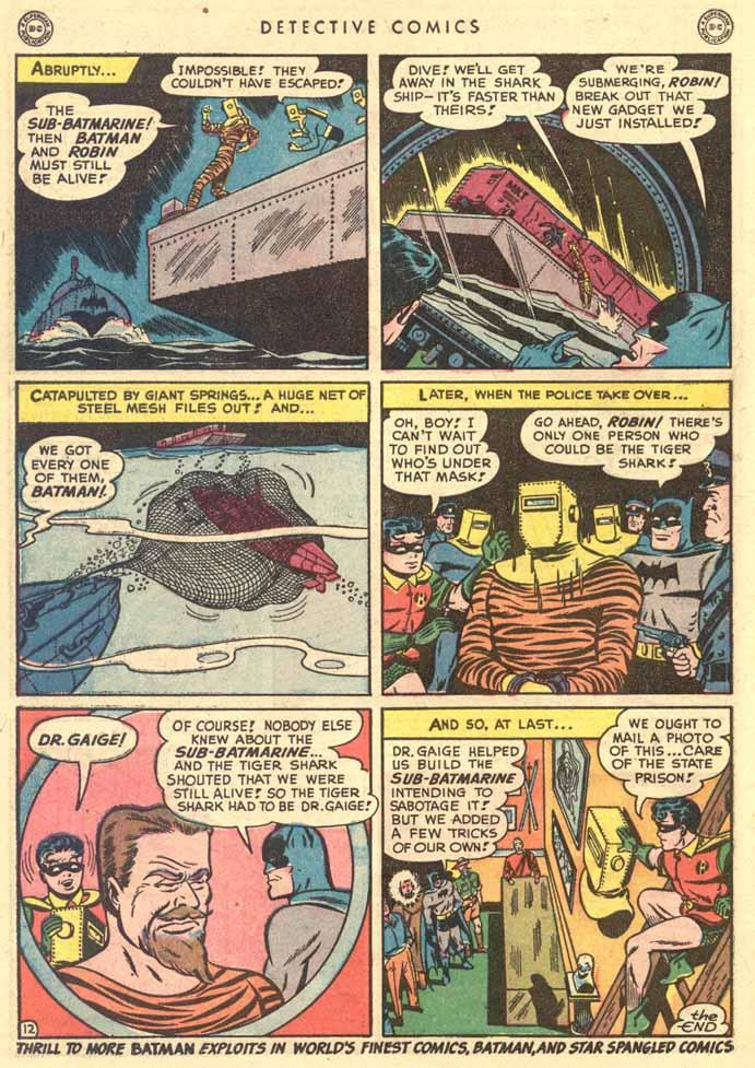 Read online Detective Comics (1937) comic -  Issue #147 - 14