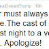 Russell Simmons shuts Donald Trump up after he demanded that the cast of Hamilton apologize to Mike Pence