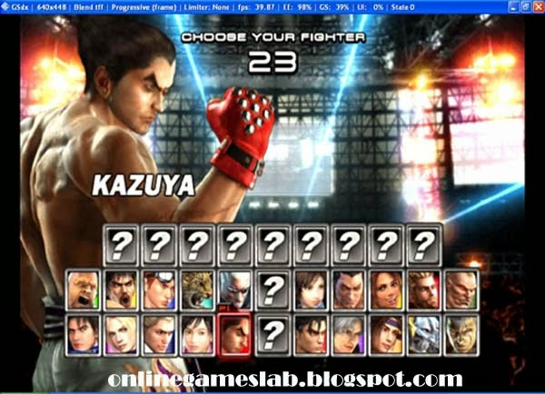 Free Download Games With Tips Tekken 5 Game Free Download Highly