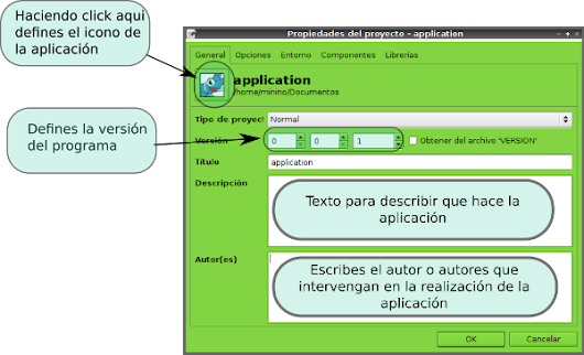 El objeto Application
