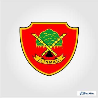LINMAS Logo Vector cdr