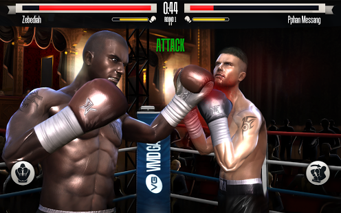 Real Boxing + DATA Android Game