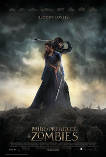 Movie Reviews: Pride and Prejudice and Zombies (2016)