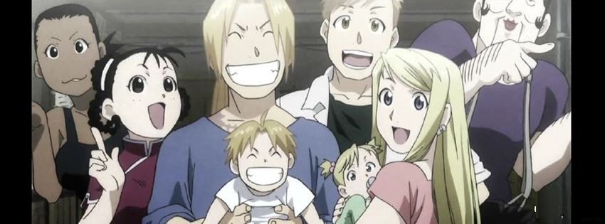 Fullmetal Alchemist Brotherhood 4-Koma Theater Specials Arabic