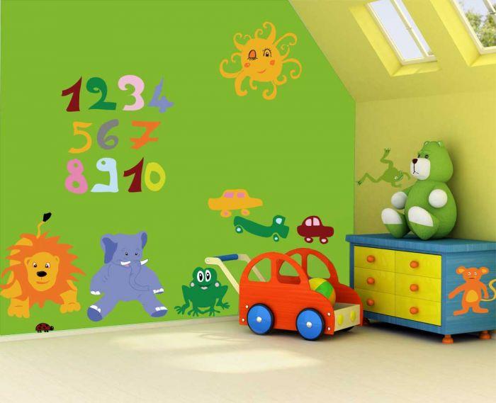 decoration chambre enfants maison decorative tout decor interieur et exterieur en images. Black Bedroom Furniture Sets. Home Design Ideas