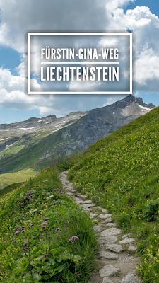 Fürstin-Gina-Weg | Augstenberg und Pfälzerhütte | Wandern in Liechtenstein