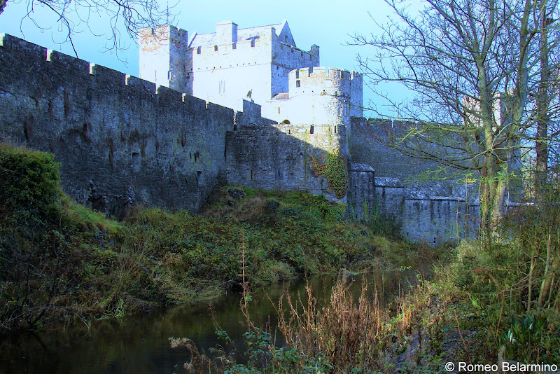 Cahir Castle Irish Castles Ireland Road Trip