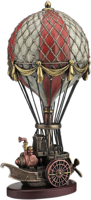 Hot air Balloon Statue