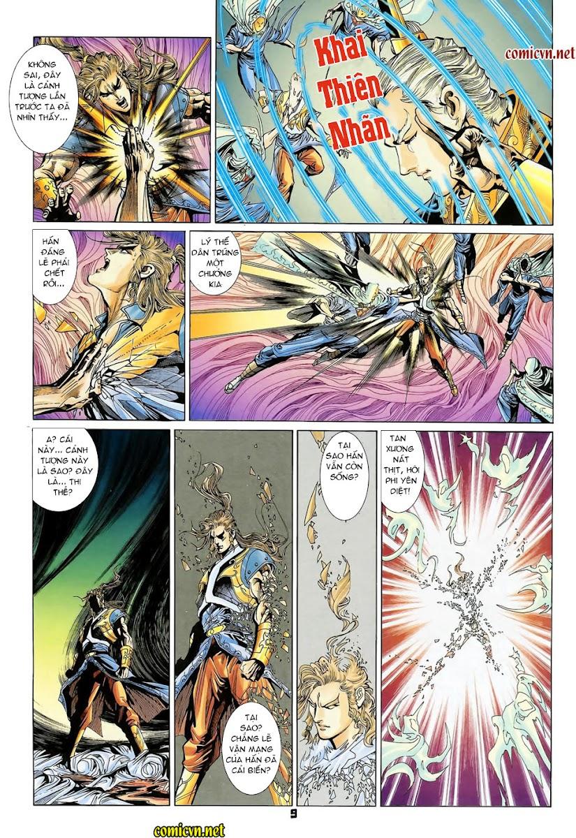 Đại Đường Uy Long chapter 93 trang 9