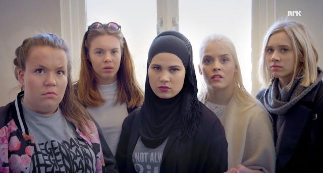 Модный взгляд на сериал Skam/Стыд