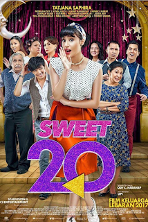 Download film Sweet 20 (2017) WEB-DL Gratis