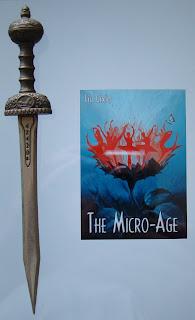 Portada del libro The Micro-Age, de Cixin Liu
