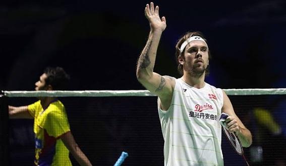 Respon Balas Jorgensen Setelah Bertindak Biadap Kepada Pemain Badminton Malaysia Iskandar Zulkanain