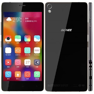 Gionee Elife S7 picture, specs and price
