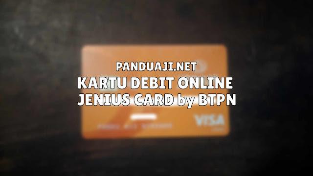 Kartu Debit Online Jenius