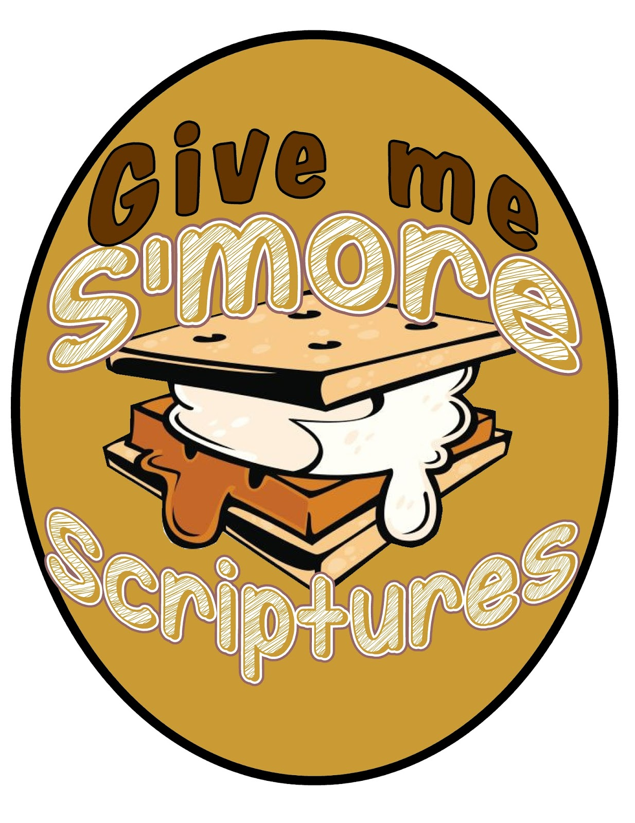 HollysHome - Church Fun: S'more Scripture Fun for LDS Seminary