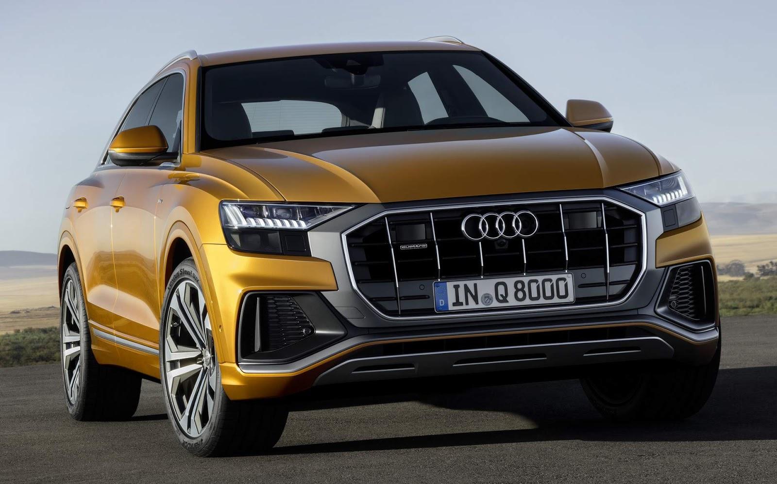 Audi Q8 Em Lançamento Oficial Fotos E Especificações Carblogbr