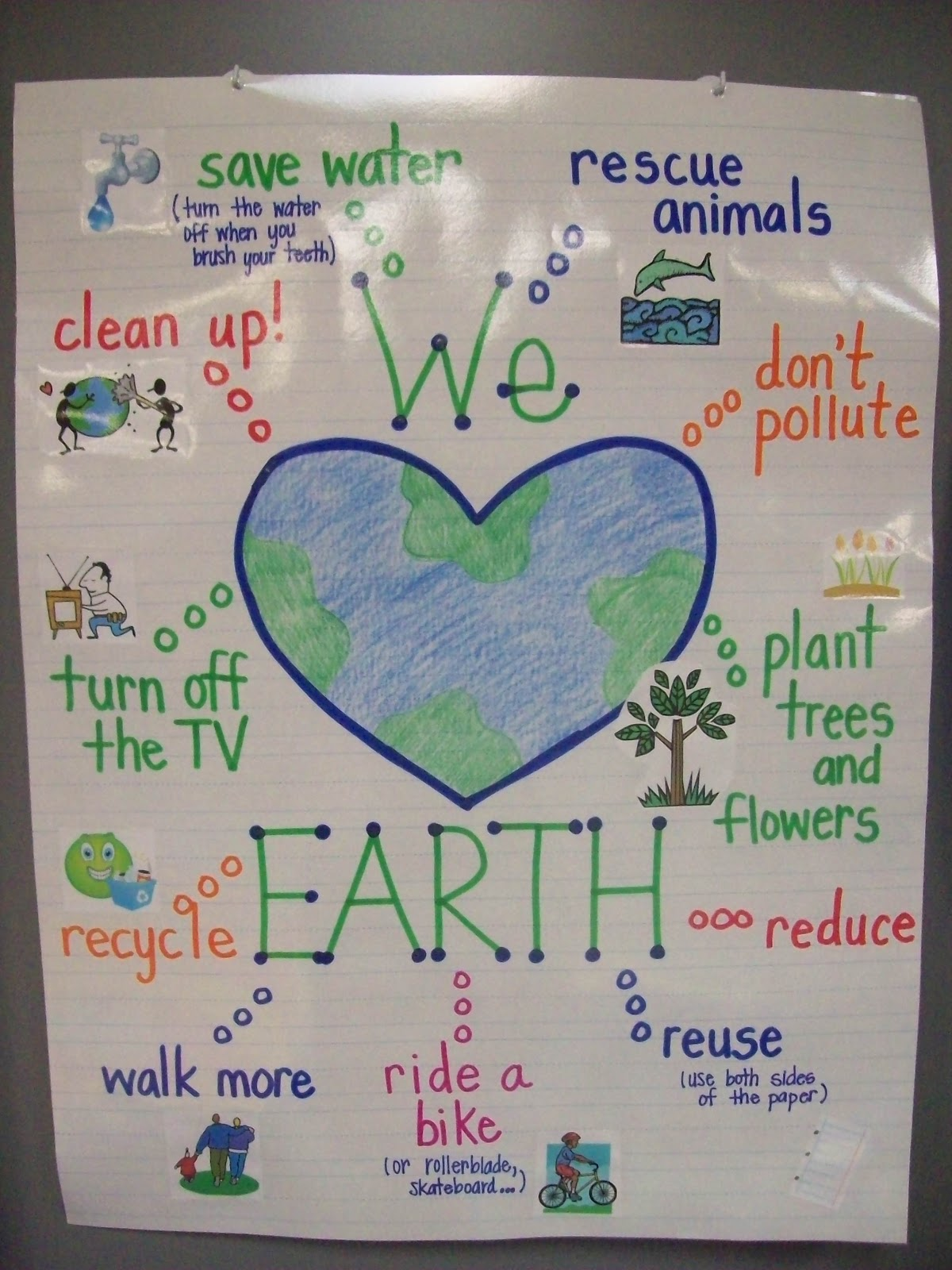 Teaching With Terhune Earth Day