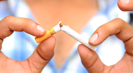 Stop smoking, Tips help me getting healthy pregnant