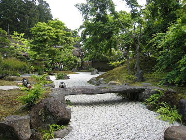 Japanese Zen Garden  Thought