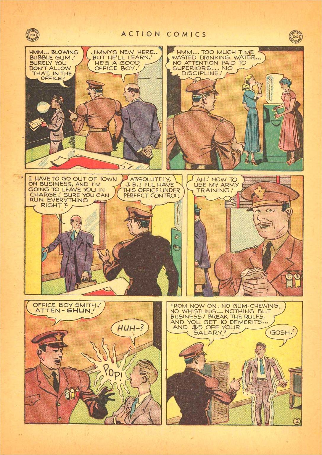 Action Comics (1938) 130 Page 32