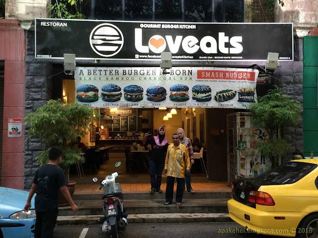 Loveats Restoran