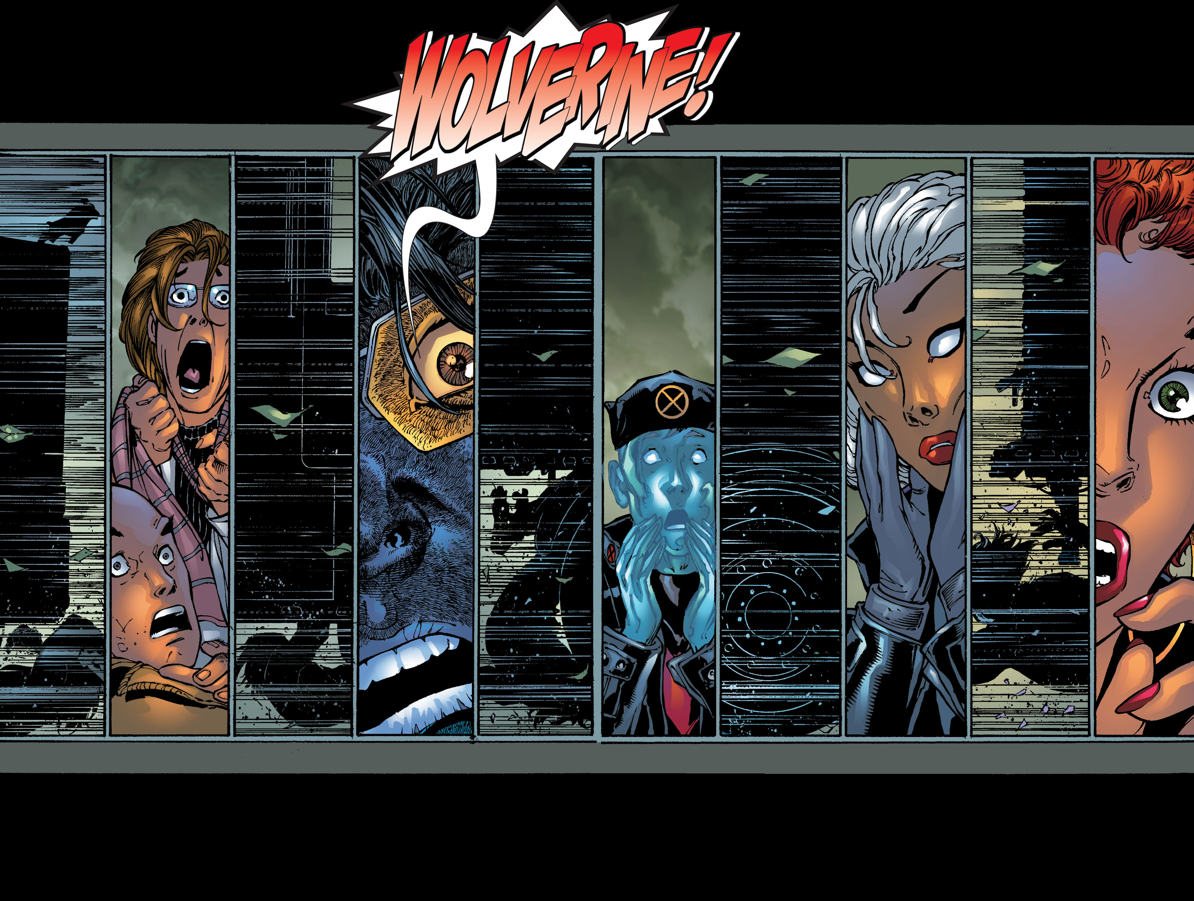 Read online Ultimate X-Men comic -  Issue #17 - 18