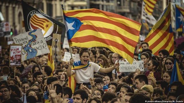 Η Καταλονία αφύπνισε τους αυτονομιστικούς δαίμονες των Βαλκανίων