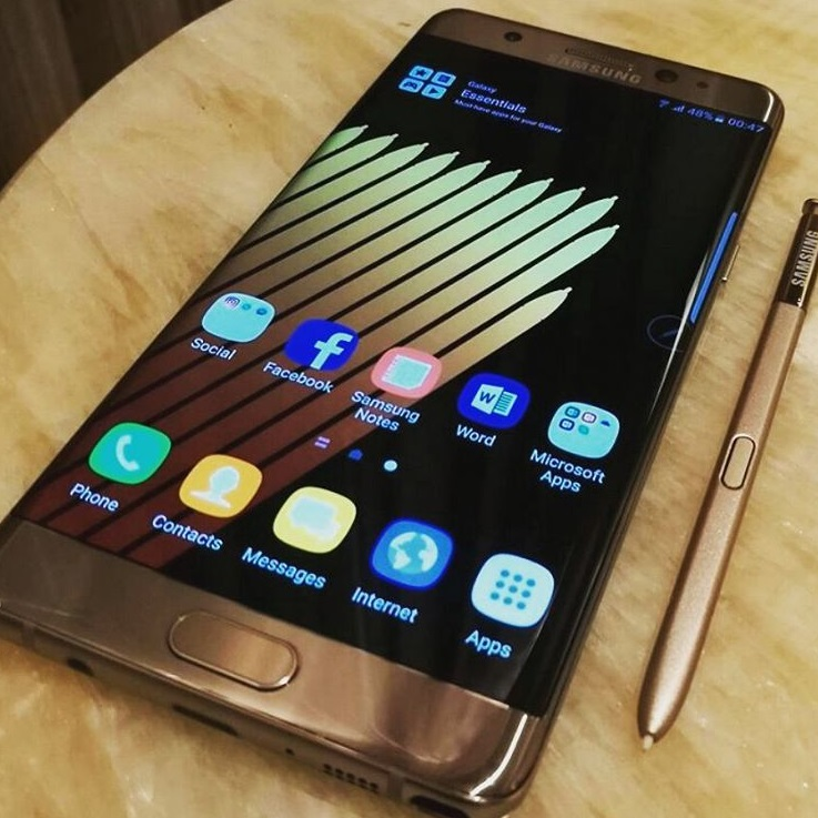 Samsung Galaxy Note 7 Is Dead; PH Owners Can Opt For S7 ...