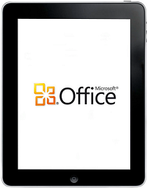 Microsoft Office Untuk iPad iOS