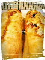 Εύκολο ζυμωτό γεμιστό ψωμί! - by https://syntages-faghtwn.blogspot.gr