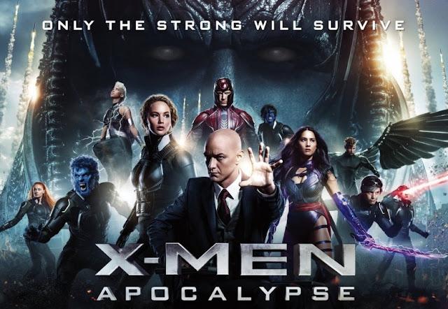 Film Action Terbaik 2016