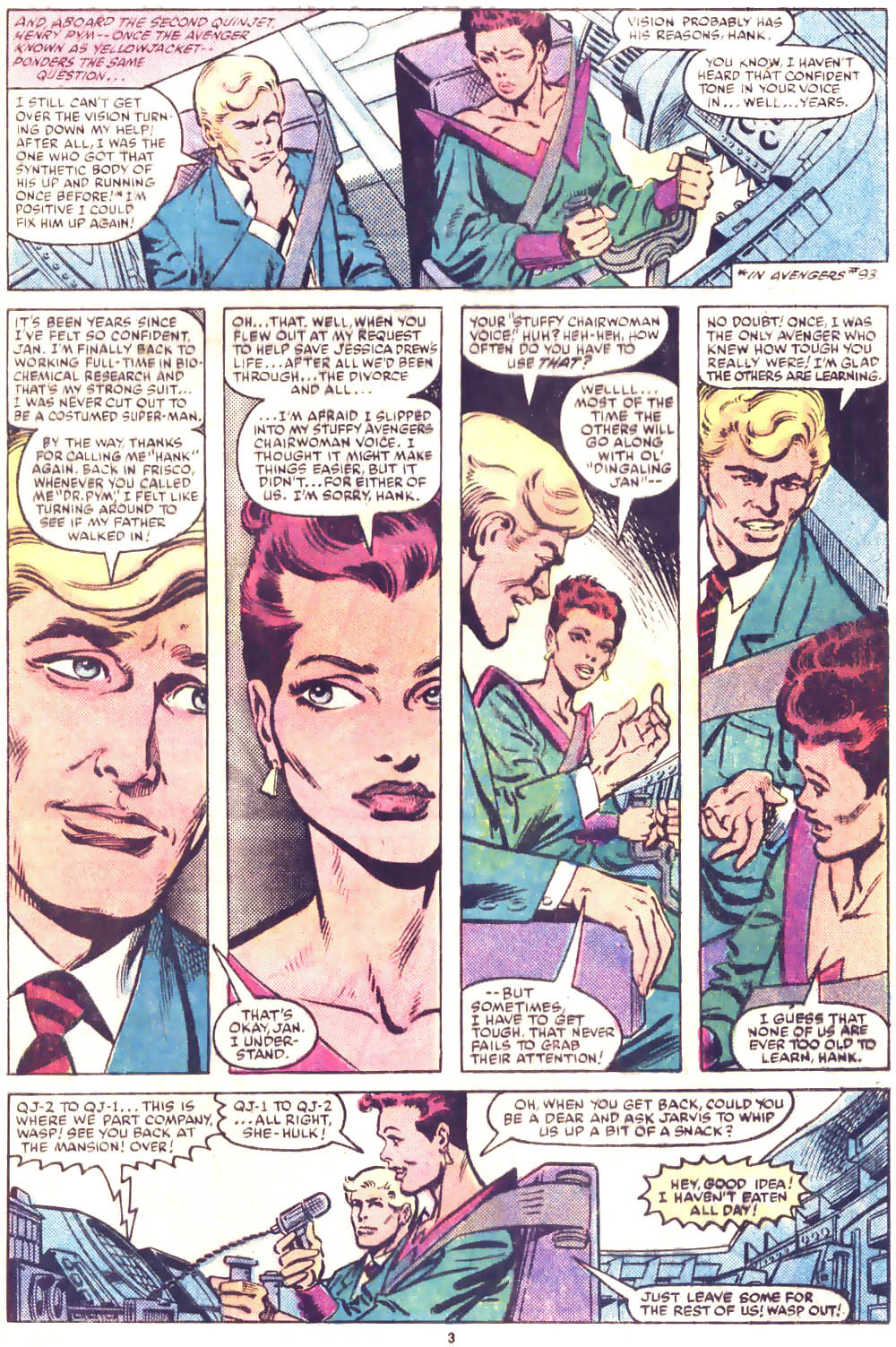 The Avengers (1963) 242 Page 3