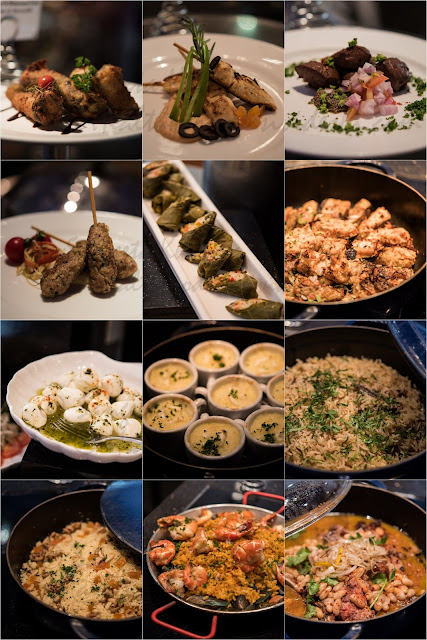 Mediterranean Sunday Brunch at NYC, Radisson Blu Plaza Delhi