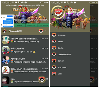 Download BBM Mod Clash Of Clans (COC) 2.9.0.51 Terbaru