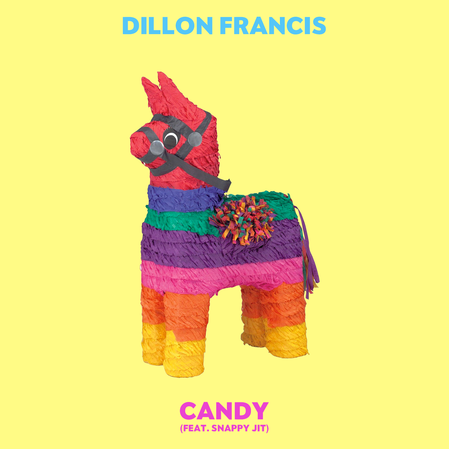 Dillon Francis - Candy (feat. Snappy Jit) - Single Cover