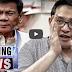 """Bam Aquino """"Sukang suka na ang mga tao kay Duterte"""""""