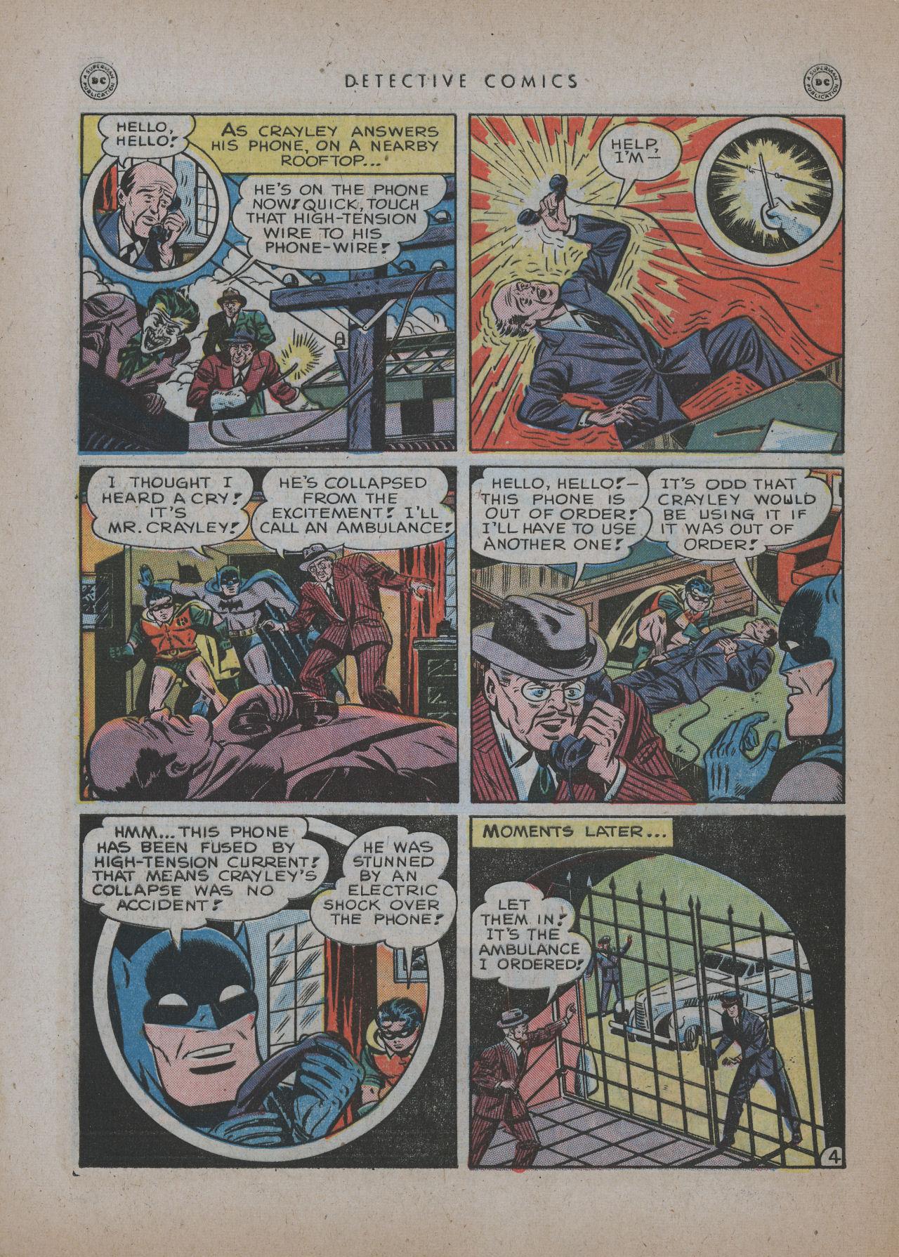 Read online Detective Comics (1937) comic -  Issue #137 - 6