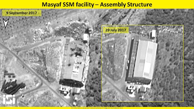 Inilah Pangkalan Rudan Iran di Suriah, Tergambar Jelas Melalui Citra Satelit