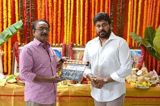 Khaidi No.150 Movie Launch Ceremony
