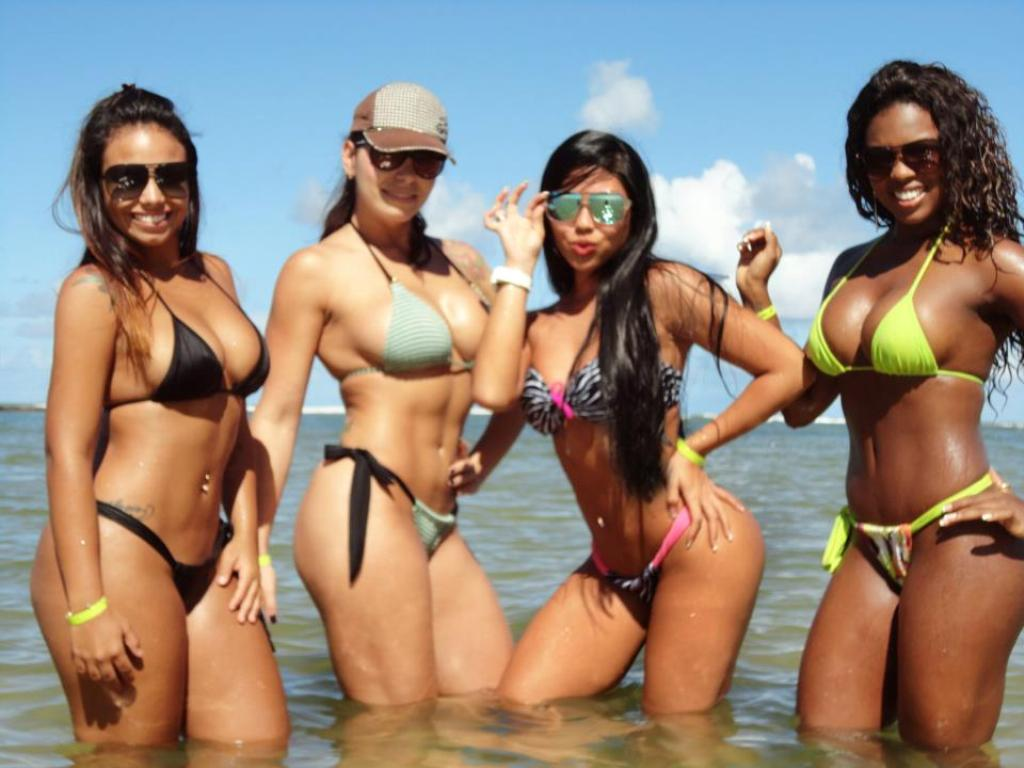 Brazilian ladies