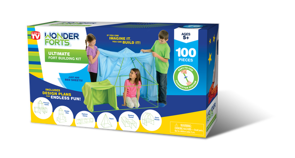 Wonder Forts-Ultimate Fort Building Kit Giveaway