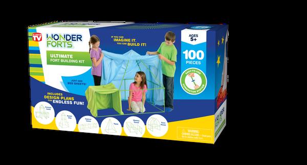 Wonder Forts-Ultimate Fort Building Kit Giveaway