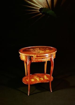 M i a mobili intarsiati artistici in stile idee regalo for Regalo mobili milano
