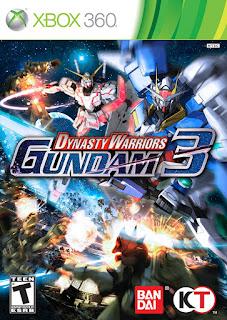 Dynasty Warriors Gundam 3 (X-BOX 360) 2011