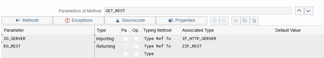 SAP ABAP Central: Writing a SICF service