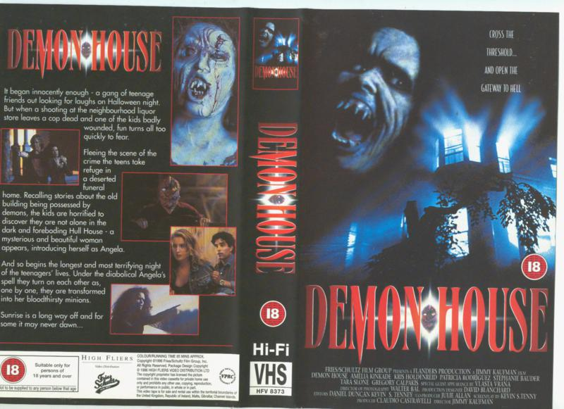 The Horrors of Halloween: NIGHT OF THE DEMONS (1988-1997 ...