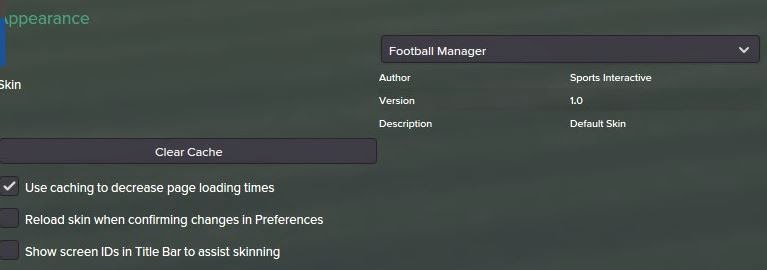 how to install football manager 2017 skins