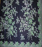 Kain Batik Cibulan 219 Hijau